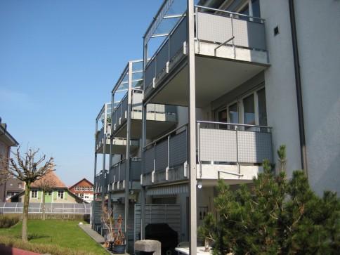 Charmante 4.5-Zimmerwohnung mitten in Kirchberg
