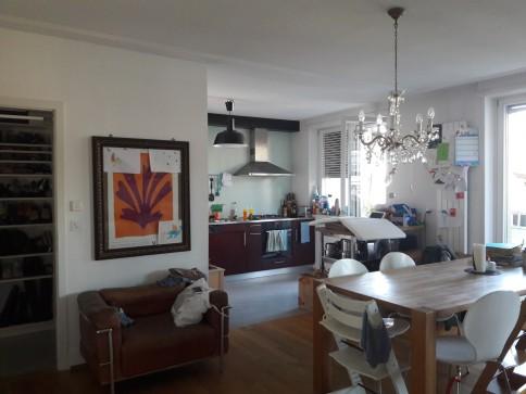 Charmante und eklusive 3.5-Zimmerwohnung