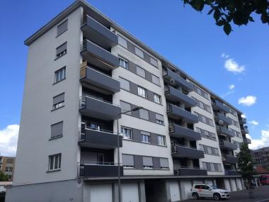 Delémont - quartier gare - appartement 3,5 pièces