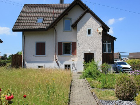 Einfamilienhaus an bester Lage in Amriswil