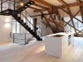 exklusives Dachloft mit Galerie im Herzen der Altstadt von Thun
