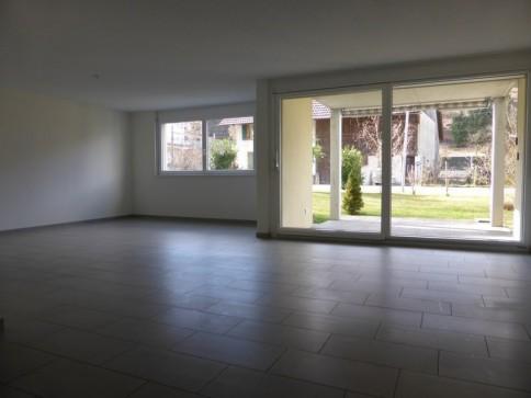 Grosszügige 4.5 Zi.-Wohnung mit Sitzplatz