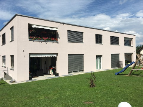 Grosszügige 4.5-Zimmer Wohnung im Neubau MFH Moos TG