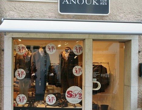 Grosszügige Ladenfläche im Stadtkern Solothurn
