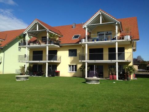 Helle 3 1/2-Zimmer-Duplex-Wohnung mit grossem Balkon