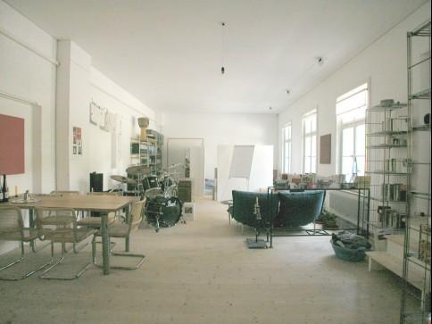 LOFT (70 m2) in umgenutzter Textilfabrik vom 18. Jh.