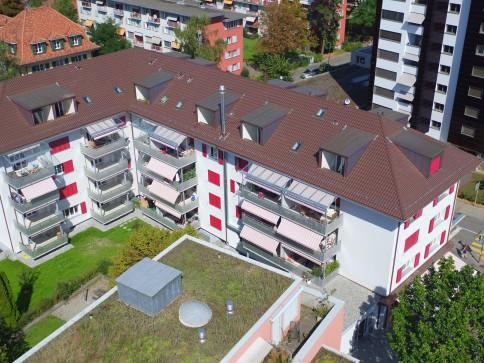 Moderne 2.5-Zimmer-Dachwohnung im Breitenrain zu vermieten