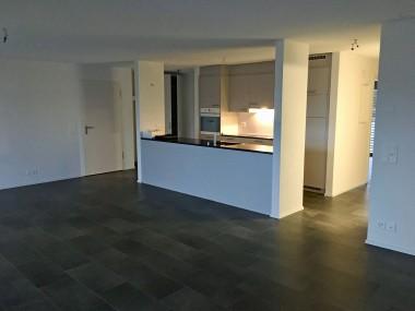 Moderne 4.5-Zimmerwohnung direkt am Aareufer