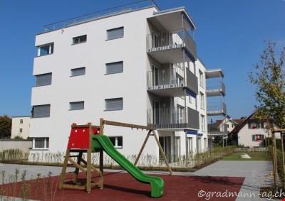 Moderne Attika-Wohnung - Aktion: 1. Monatsmiete gratis !!