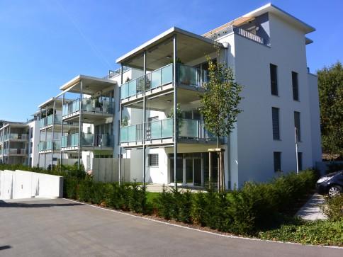 Moderne, neuwertige Wohnung