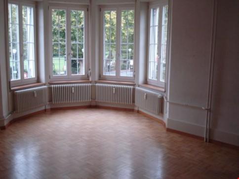 Renovierte 4.5-Zimmerwohnung nähe Stadtpark