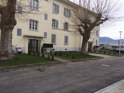 Renovierte Wohnungen im Herzen von Gerlafingen