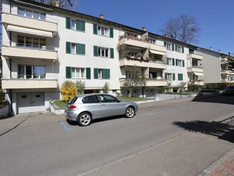 ruhig gelegene 3-Zimmerwohnung in Birsfelden