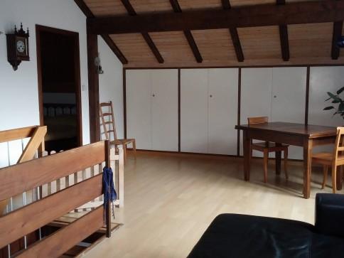 Ruhige und grosszügige 5.5 Zimmerwohnung im Grünen