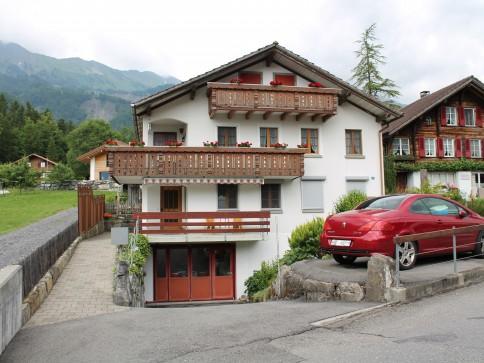 Schöne 3-Zimmerwohnung in Brienz, Kienholz