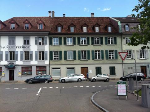 schöne 4-Zimmer-Altstadtwohnung