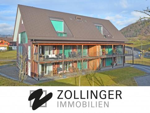 Schönes Wohnen am Gerzensee in Mühledorf