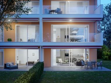 Splendidi appartamenti di 2.5 locali - anche con giardino!