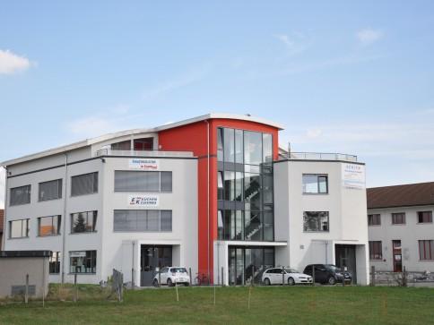 Top ausgebautes Büro / Ausstellung Dachgeschoss