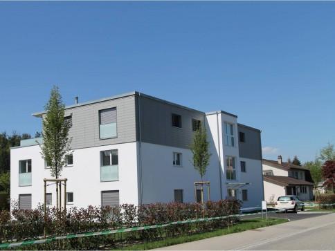 Topmoderne 3.5-Zimmer-Attikawohnung mit grosser Dachterrasse