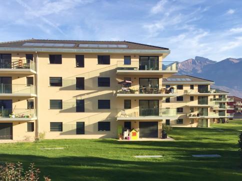 Vionnaz - Appartement 4 pièces 1/2 à vendre - Lot A07