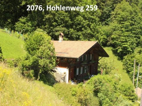 Wohn- Ferienchalet am Hohlenweg 259 in Boltigen