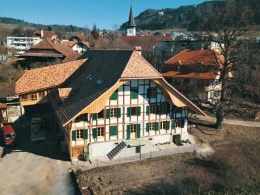 Wohntraum Bauernhaus: ERSTVERMIETUNG Maisonettewohnungen