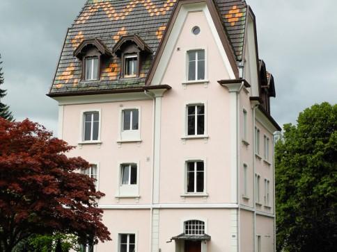 Wohnung in Jugendstilhaus an ruhiger Lage
