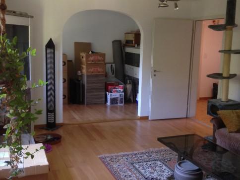 Zu vermieten: 3.5 Zimmerwohnung mit schöner Aussicht