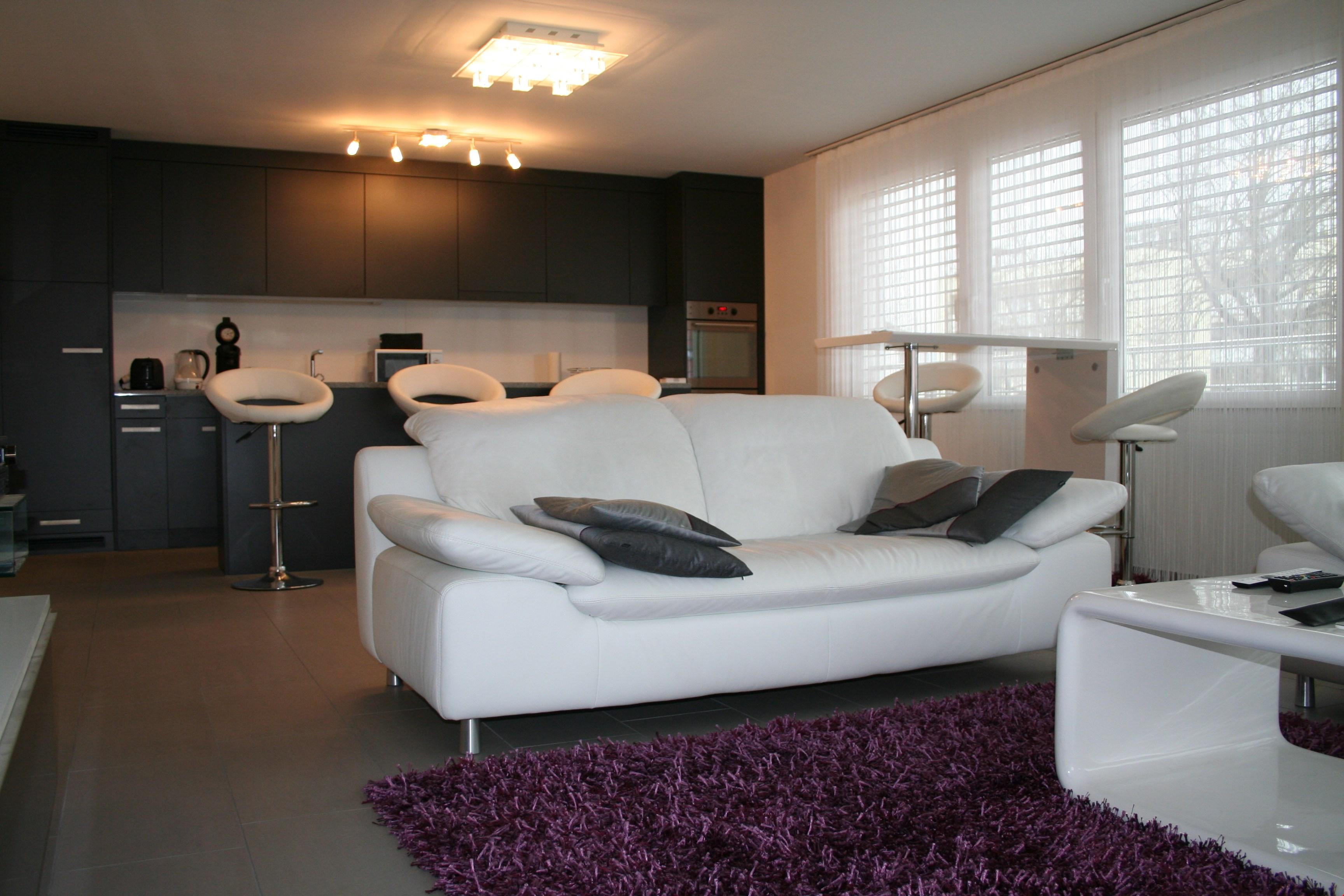 4 5 zi wohnung hell modern und zentral nabhome ch. Black Bedroom Furniture Sets. Home Design Ideas