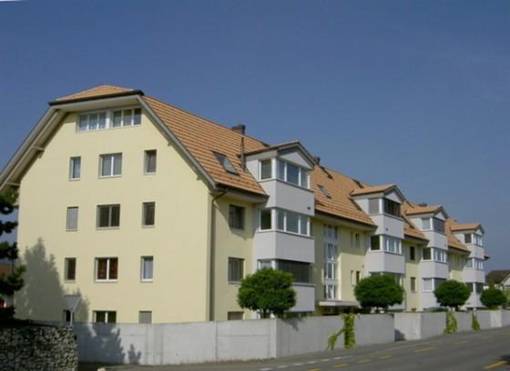 Südwestfassade