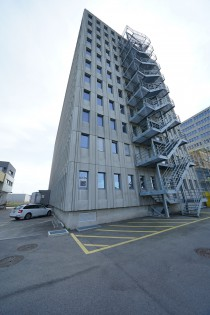 Lagergebäude Futura Tower II