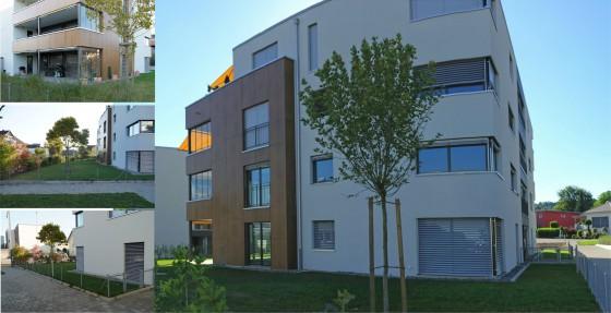 Erdgeschoss-Wohnung mit Garten