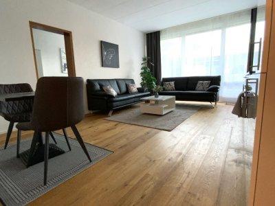 Wohnzimmer/Küche Ansicht 1