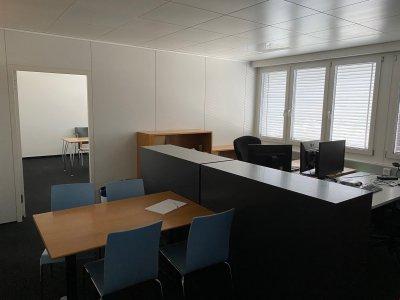 Büro 1 möbliert (ohne EDV)
