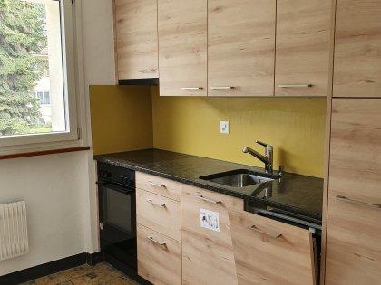 Küche neu renoviert 2020