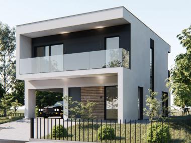 Neubau - 5.5 Zimmer Einfamilienhaus mit Garage