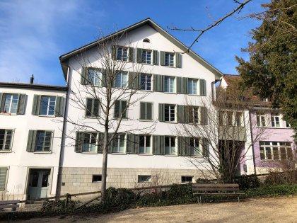 Aussenansicht, Ziegelrain 18, Aarau