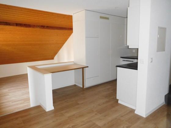 Küche_Wohnzimmer 4. OG