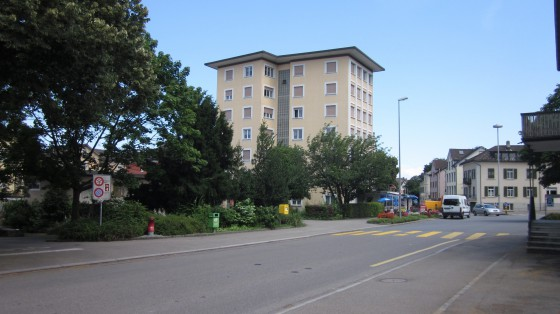 Stattliches Haus nähe Stadtbahnhof und Zentrum