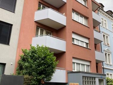 Schöne 1.5-Zimmerwohnung an ruhiger Seitenstrasse im Iselin-Quartier