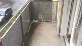 Balkon Ausrichtung nach Süden
