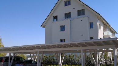 3.5 Zimmer Duplex - Wohnung in 8 Familienhaus mit Erdsondenheizung und Photovoltaikanlage