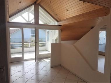 Schöne und helle 5,5-Zimmer Dachwohnung nahe Wald und Aare