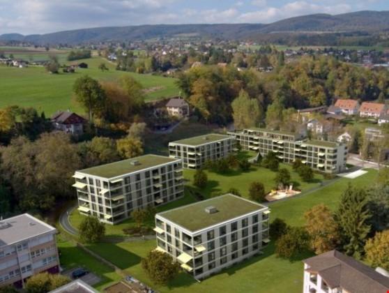Wohnpark Rosengarten - Vogelperspektive