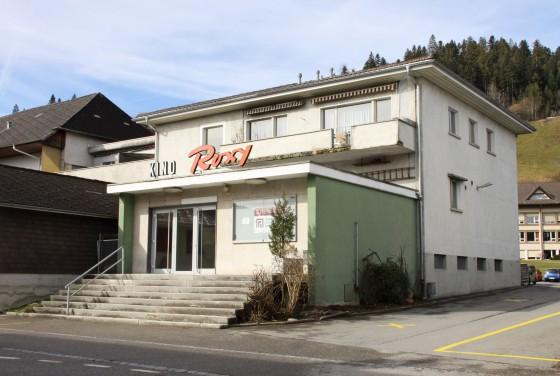 Freie Wohnungen oberhalb des ehemaligen Kino's