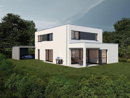 Einfamilienhaus in Hallau SH