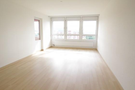Wohnzimmer offen zu Esszimmer