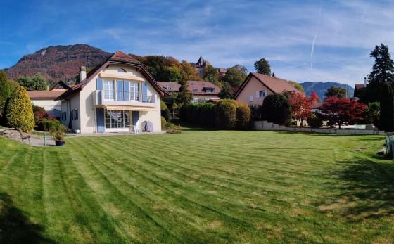 Villa familiale avec 1200m2 de terrain et 4 chambres