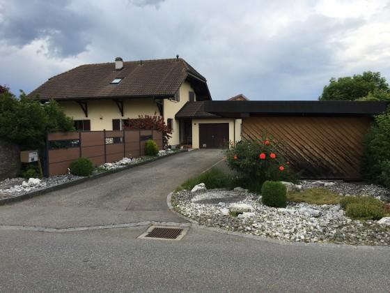 VILLA INDIVIDUELLE 7,5 pièces à Vuisternens-devant-Romont (FR)